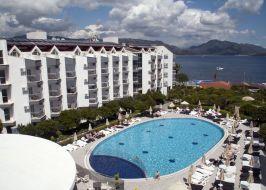 Почивка в Мармарис с автобус | Hotel Caprice Beach 4* - ранни записвания Мармарис
