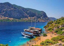 Почивки Мармарис Лято 2019 с автобус и самолет