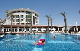 SUNIS EVREN BEACH RESORT HOTEL AND SPA