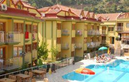хотел Dorian Hotel 3+*, Фетие - описание и цени за хотел Dorian Hotel