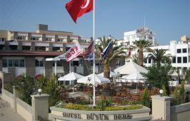хотел Buyuk Berk Hotel 3+*, Айвалък - описание и цени за хотел Buyuk Berk Hotel