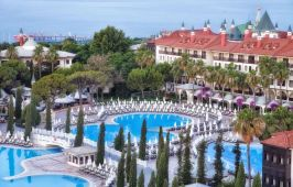 SWANDOR HOTELS & RESORTS TOPKAPI PALACE