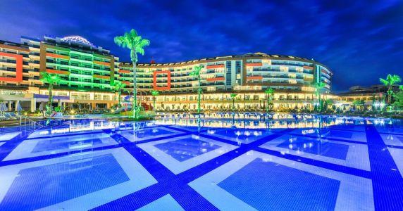 LAST MINUTE! Почивка в хотел LONICERA Resort & SPA 5*, Алания-7 нощувки с автобус