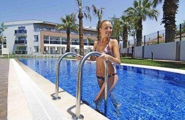 хотел Palm Wings Beach Resort Kusadasi 4*, Кушадасъ | Oписание, снимки и цени за хотел Imbat