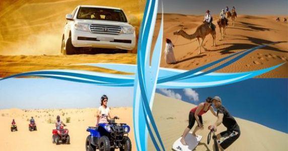 Златен Дубай с почивка на Сейшелите 2021-2022